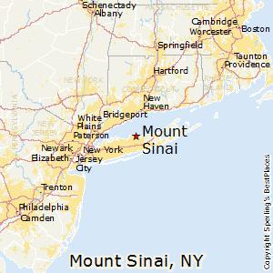 Mount Sinia
